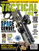 Tactical Life October 01, 2021 Issue Cover