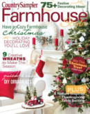 Farmhouse Style December 01, 2021 Issue Cover