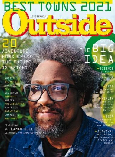 Outside September 01, 2021 Issue Cover