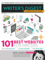 Writer's Digest May 01, 2020 Issue Cover