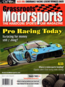 Grassroots Motorsports | 2/1/2021 Cover