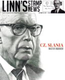 Linn's Stamp News Monthly October 18, 2021 Issue Cover