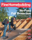 Fine Homebuilding | 9/1/2020 Cover