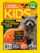 National Geographic Kids   10/1/2020 Cover