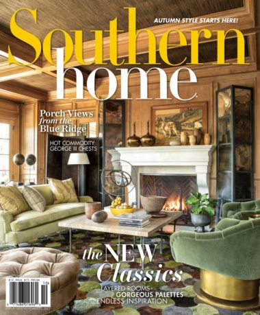 Southern Home September 01, 2021 Issue Cover