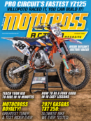 Motocross Action | 8/1/2020 Cover