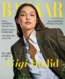 Harper's Bazaar August 01, 2021 Issue Cover
