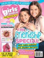 Girls' World | 3/1/2021 Cover