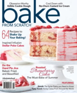 Bake From Scratch July 01, 2021 Issue Cover