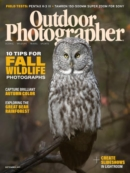 Outdoor Photographer September 01, 2021 Issue Cover
