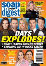 Soap Opera Digest June 28, 2021 Issue Cover