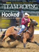 The Team Roping Journal August 01, 2021 Issue Cover