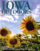 Iowa Outdoors September 01, 2021 Issue Cover