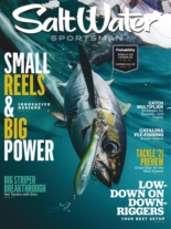 Salt Water Sportsman | 10/1/2020 Cover