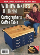 Woodworker's Journal | 12/2020 Cover