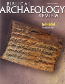 Biblical Archaeology Review | 7/1/2020 Cover