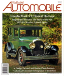 Collectible Automobile | 4/1/2021 Cover