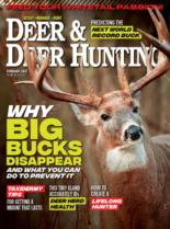 Deer & Deer Hunting | 2/1/2021 Cover