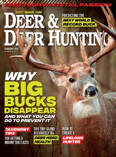Deer & Deer Hunting   2/1/2021 Cover