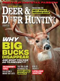 Deer & Deer Hunting | 2/2021 Cover