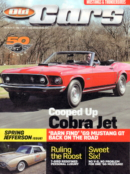 Old Cars | 5/1/2021 Cover