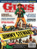 Guns Of The Old West | 3/1/2021 Cover