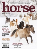 Horse Illustrated | 11/1/2020 Cover
