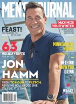 Men's Journal | 11/1/2020 Cover
