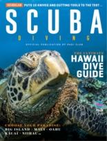 Scuba Diving April 01, 2020 Issue Cover