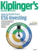 Kiplinger's Personal Finance November 01, 2021 Issue Cover