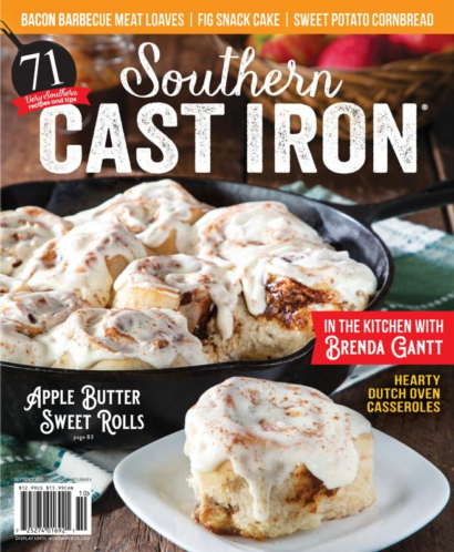 Southern Cast Iron September 01, 2021 Issue Cover