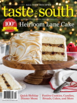 Taste of the South | 11/1/2020 Cover