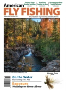American Fly Fishing September 01, 2021 Issue Cover