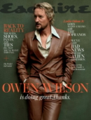 Esquire September 01, 2021 Issue Cover