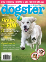 Dogster October 01, 2020 Issue Cover