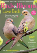 Birds & Blooms | 2/2021 Cover