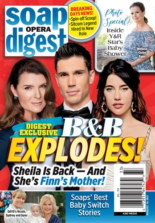 Soap Opera Digest August 16, 2021 Issue Cover