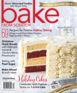 Bake From Scratch | 11/2020 Cover