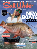 Salt Water Sportsman | 5/1/2020 Cover