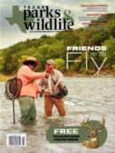 Texas Parks & Wildlife October 01, 2021 Issue Cover