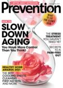 Prevention September 01, 2021 Issue Cover