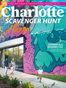 Charlotte Magazine October 01, 2021 Issue Cover