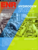 Engineering News Record March 01, 2021 Issue Cover