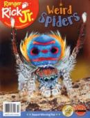Ranger Rick Jr. October 01, 2021 Issue Cover