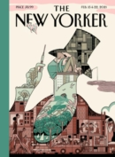 The New Yorker | 2/15/2021 Cover