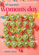 Woman's Day June 01, 2021 Issue Cover