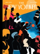 The New Yorker August 02, 2021 Issue Cover