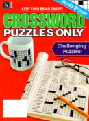 Crossword Puzzles Only | 1/1/2025 Cover
