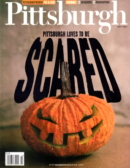 Pittsburgh Magazine October 01, 2021 Issue Cover