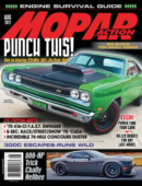 Mopar Action August 01, 2021 Issue Cover